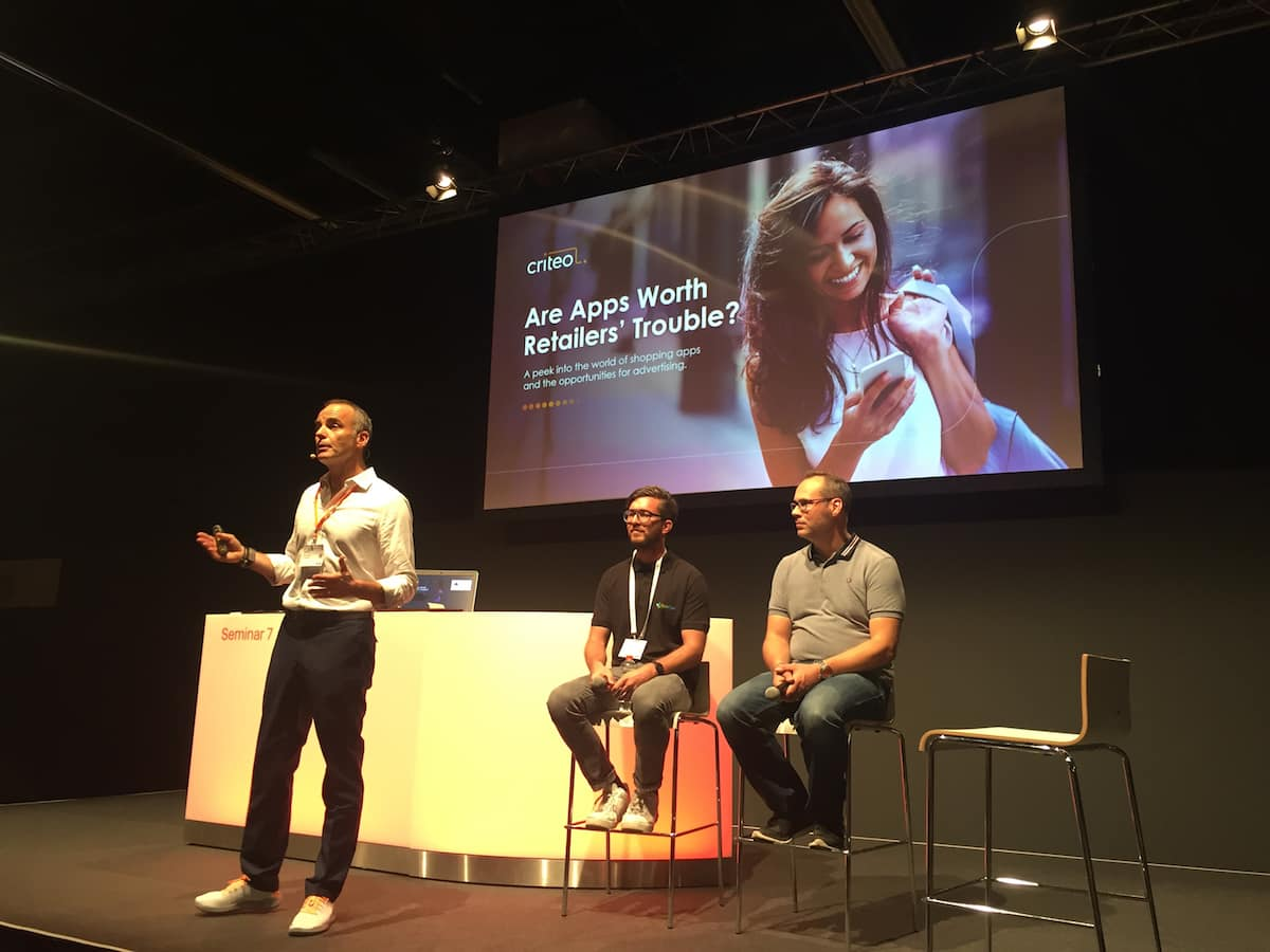 Criteo at DMEXCO