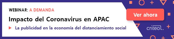 Impacto del Coronavirus en APAC