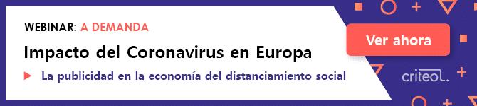 Impacto del Coronavirus en Europa