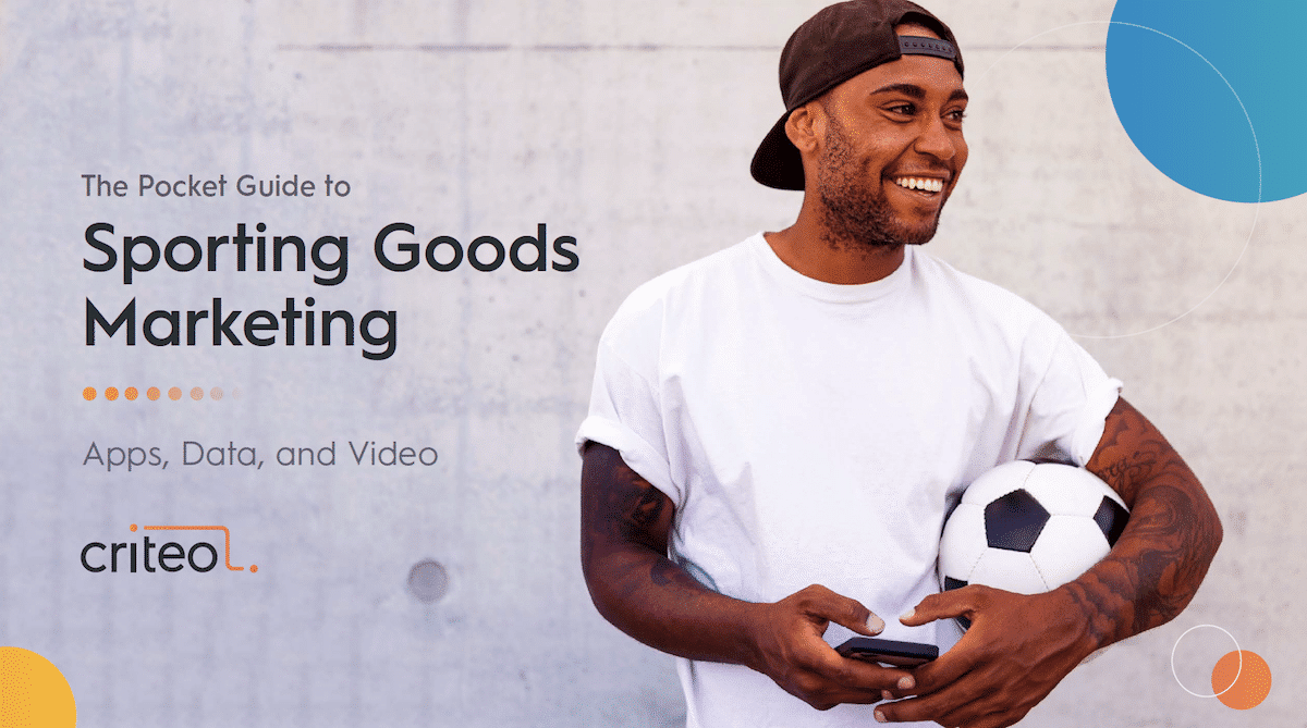 sporting goods marketing