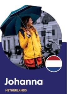 Johanna shopper
