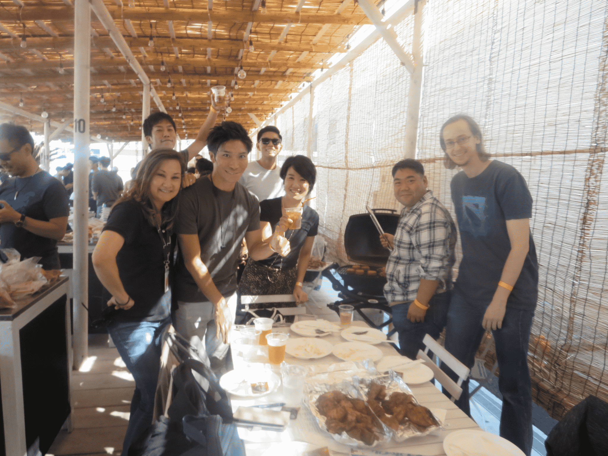 Criteo東京オフィスでは、去る9月28日(金)、「Criteo Offsite BBQ」を開催しました!
