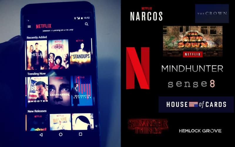 Netflix data centric