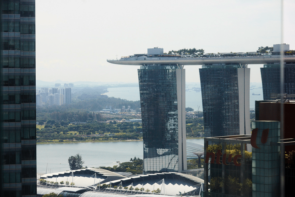 Criteo Singapore Office
