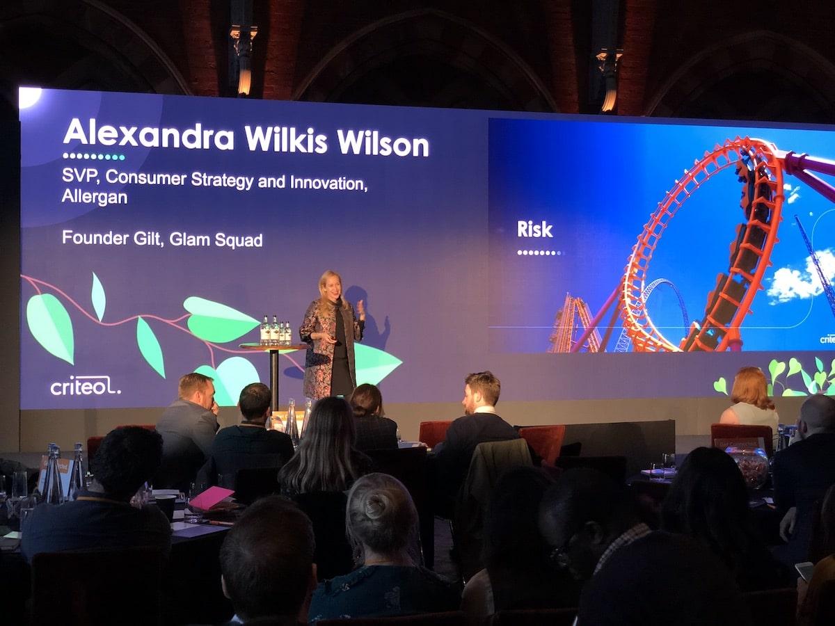 Alexandra Wilkis Wilson, Gilt Groupe