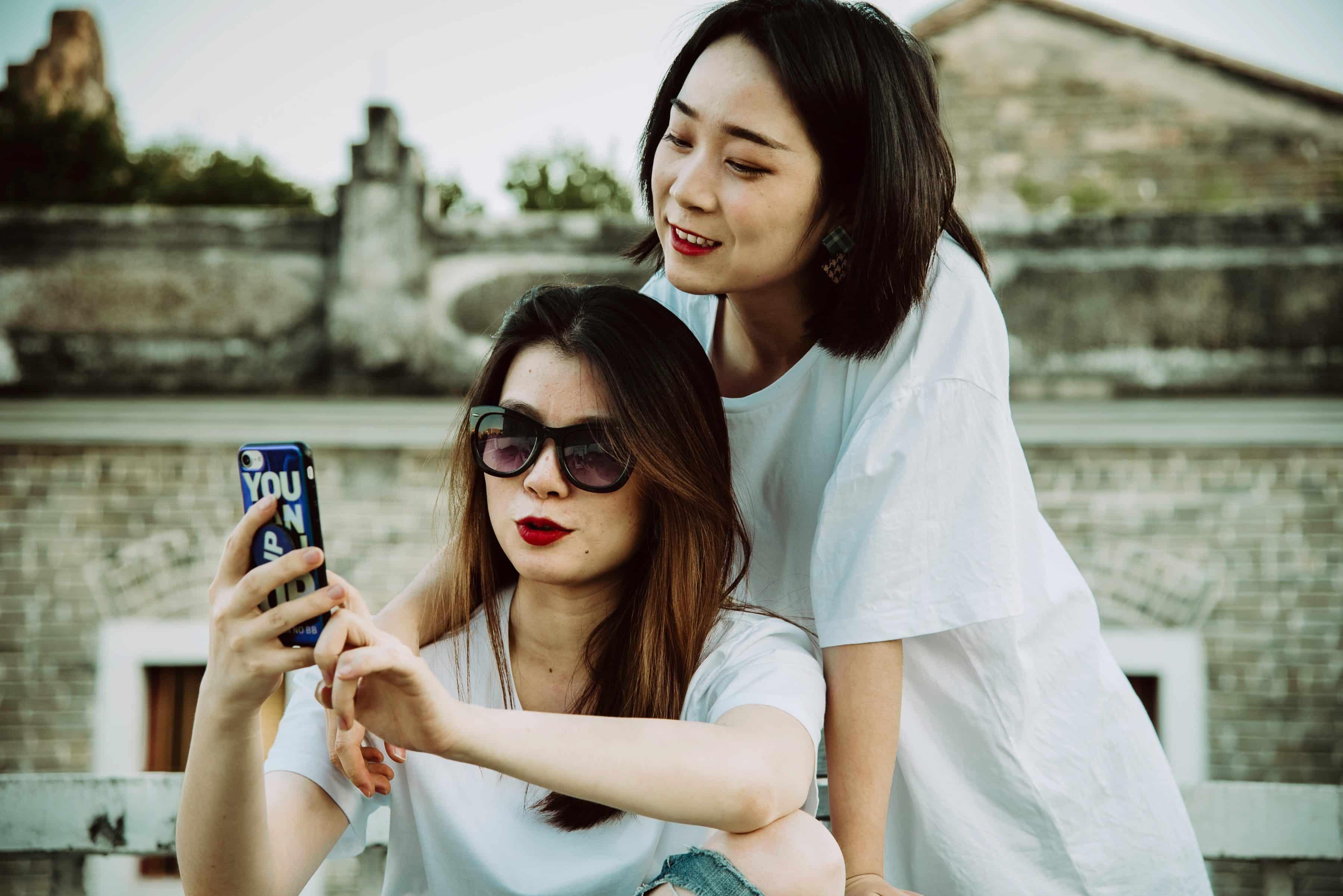 Z 세대에게 가장 인기있는 소셜 네트워크: YouTube, Instagram, Snapchat