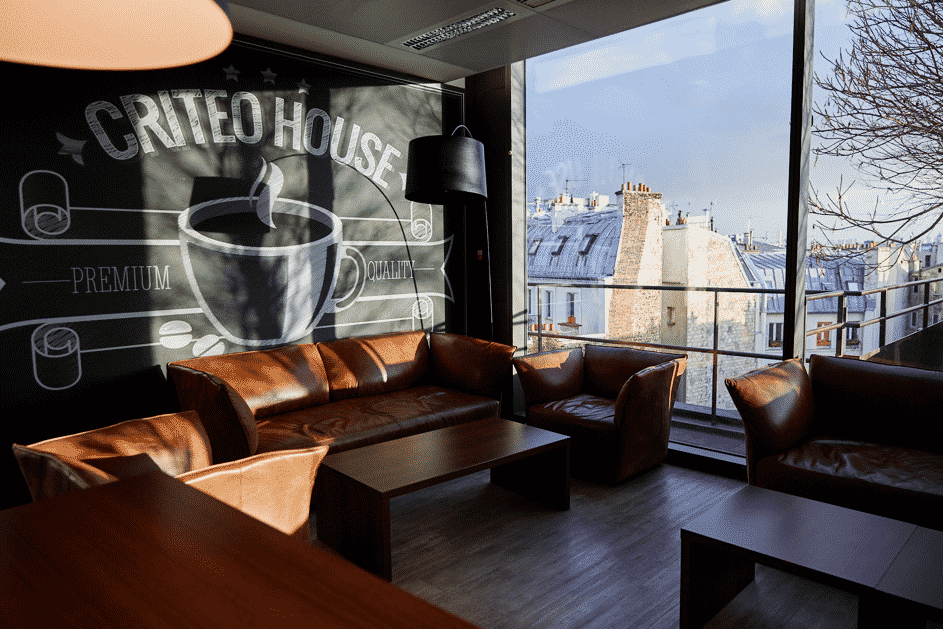 Criteo Paris Office