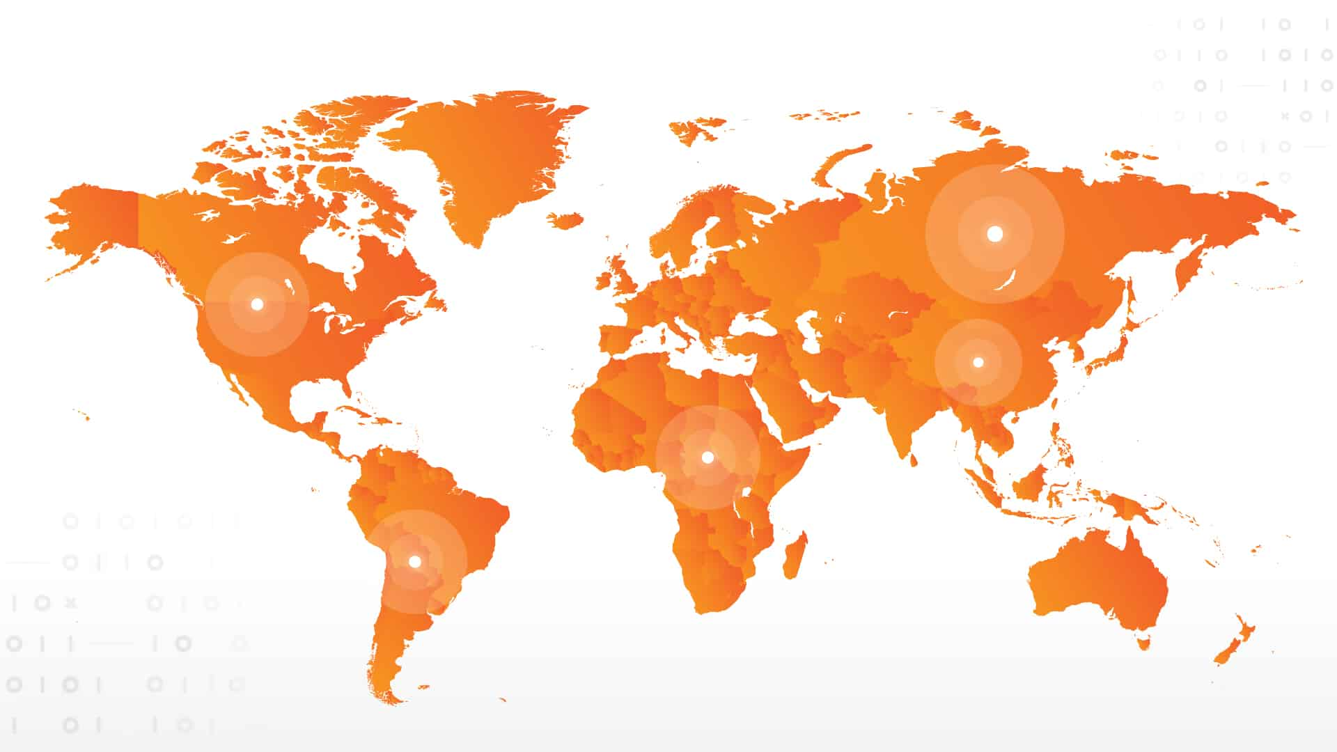 Global Commerce Review Interactive World Map Criteo