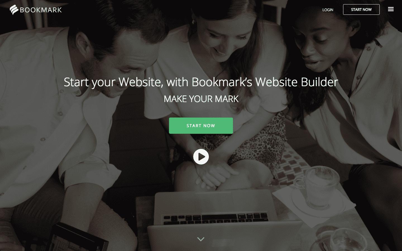 AI Web design company bookmark