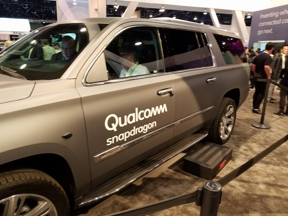Qualcomm snapdragon CES