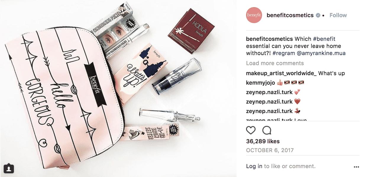 10 Beauty Brand Instagram Accounts We Heart So Hard | Criteo