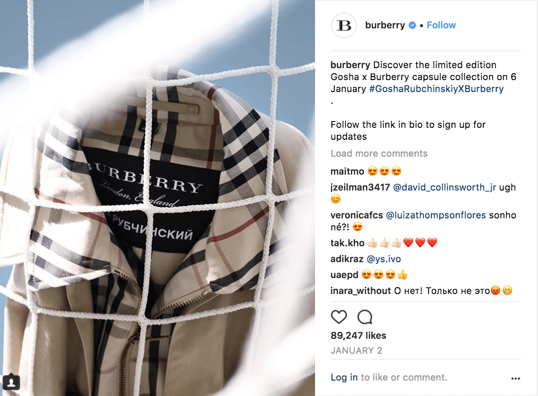 12 Instagram Tips from the World's Top Fashion Brands | Criteo
