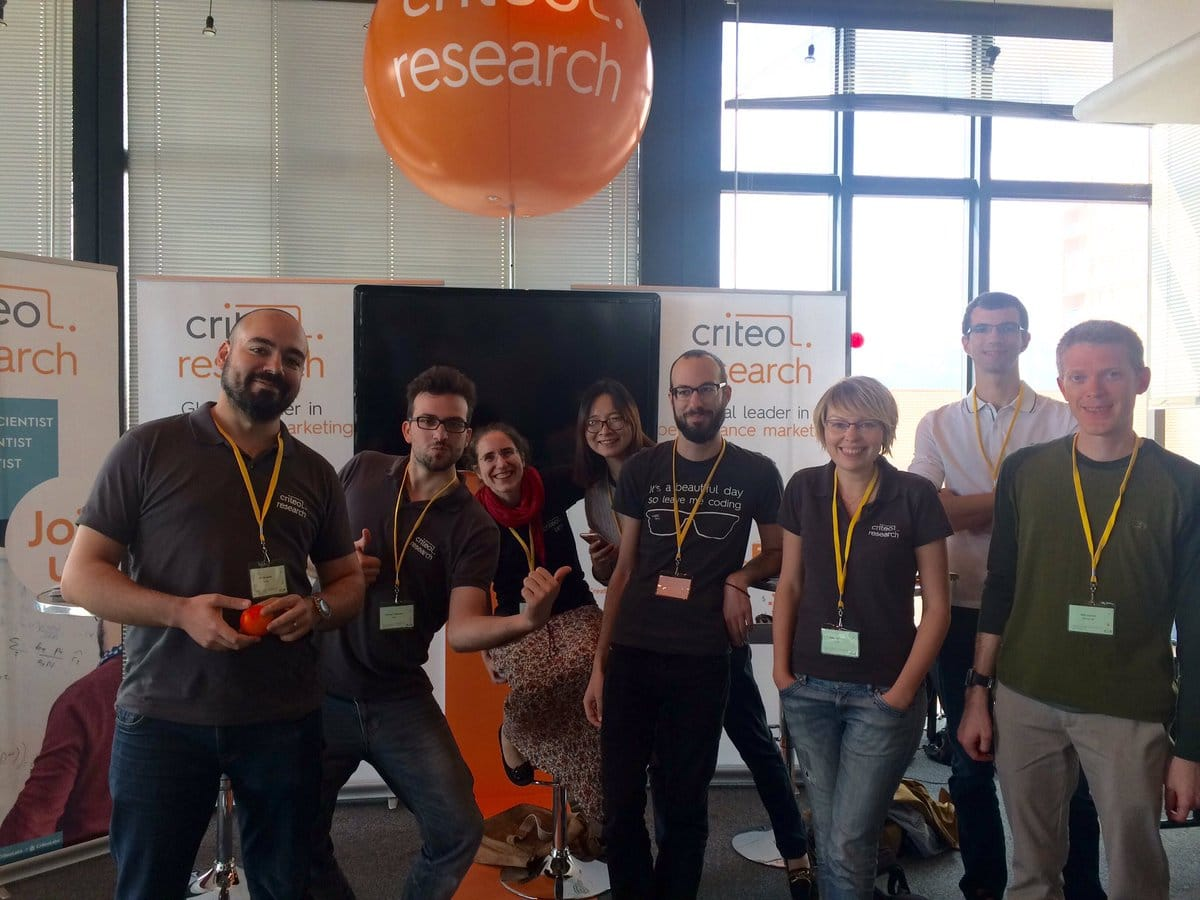Criteo Research Team