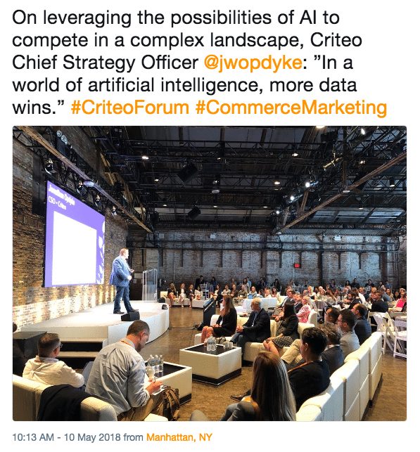 The 6 Best Quotes from the Criteo Commerce Marketing Forum