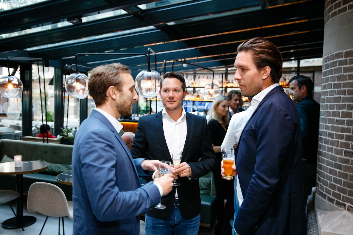 Learning from Industry Peers: Criteo Benelux Exec Connect June 2018