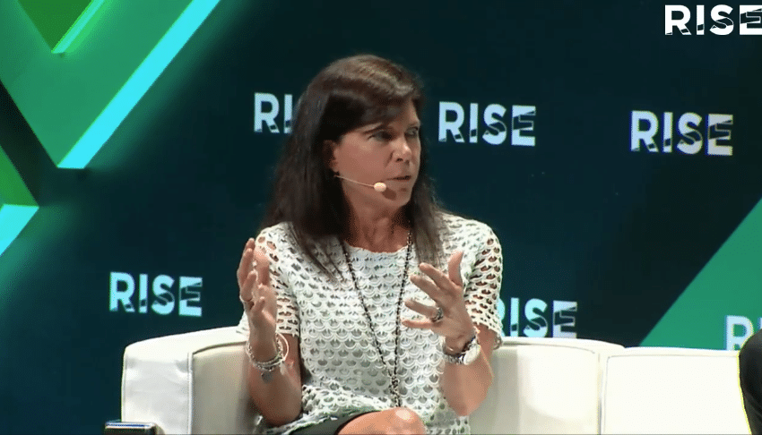 Mollie Spilman Criteo RISE Conference