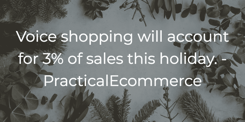 Holiday Shopping Predictions 2018