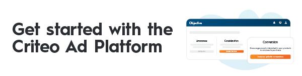 Criteo Ad Platform