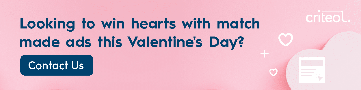 Looking to win hearts with match made ads this Valentines Day? Click here to contact us.